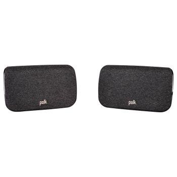Polk audio SR2 Altavoces Surround Inalambricos Compatibles  React y Polk Magnifi 2 ( REACONDICIONADO )