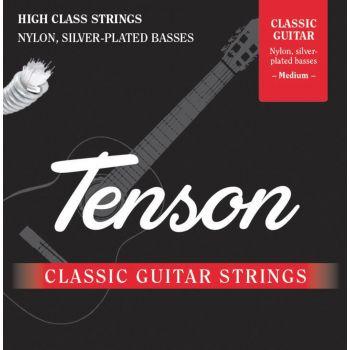Gewa F600500 Cuerdas Guitarra Clásica Tenson Nylon Tensión Normal