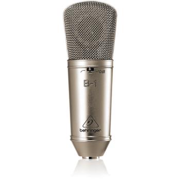 BEHRINGER B1 Microfono Gran Diafragma  Behringer B-1 Und.