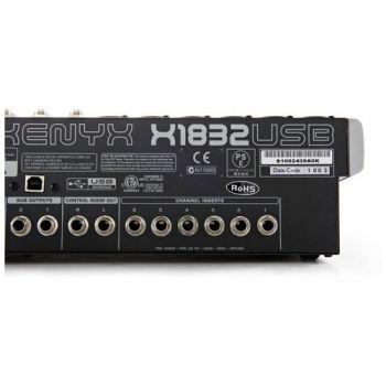 BEHRINGER X1832 USB Mezclador para Directo Behringer X-1832 USB Und.