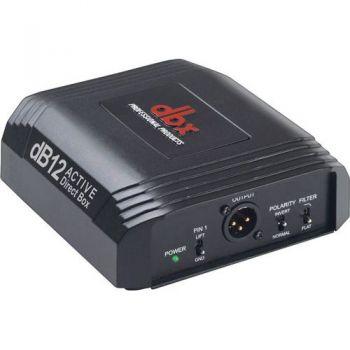 DBX DB-12 caja Activa DI DB12