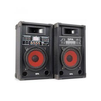 VONYX SPA-800 Altavoces Activos para Karaoke 8