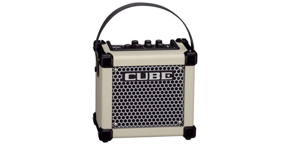 Roland  Micro Cube GX White Amplificador de Guitarra