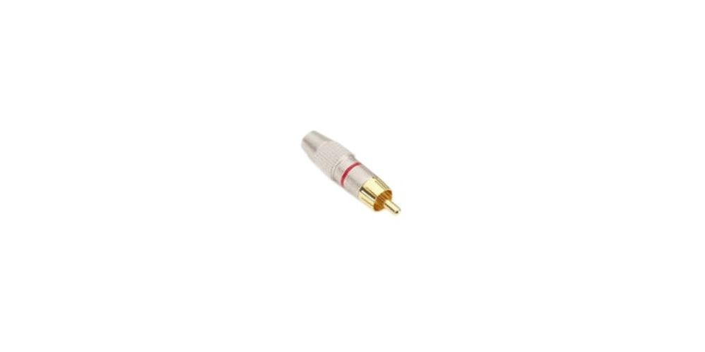 7620RED conector rca ADAM HALL