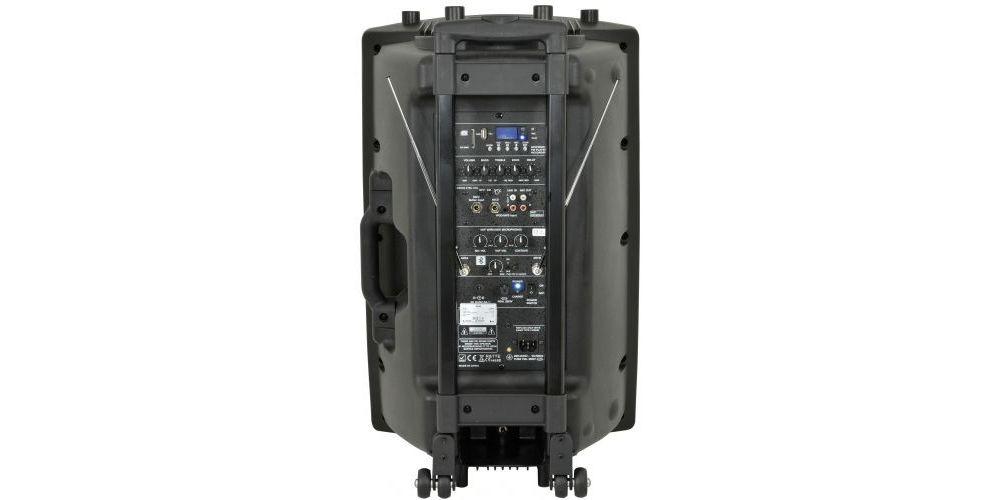 QTX QX12PA Altavoz Activo Portatil 12