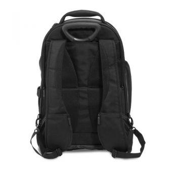 UDG U8007BL Creator Wheeled Laptop Backpack Black 21'' Version 2