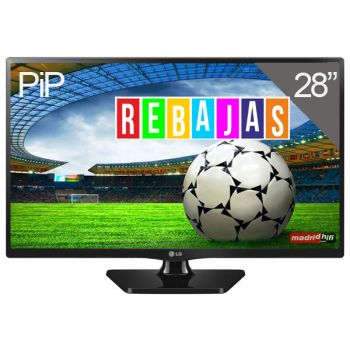 "LG 28MT47DC PZ Tv 28""  USB Divx ( REACONDICIONADO )"