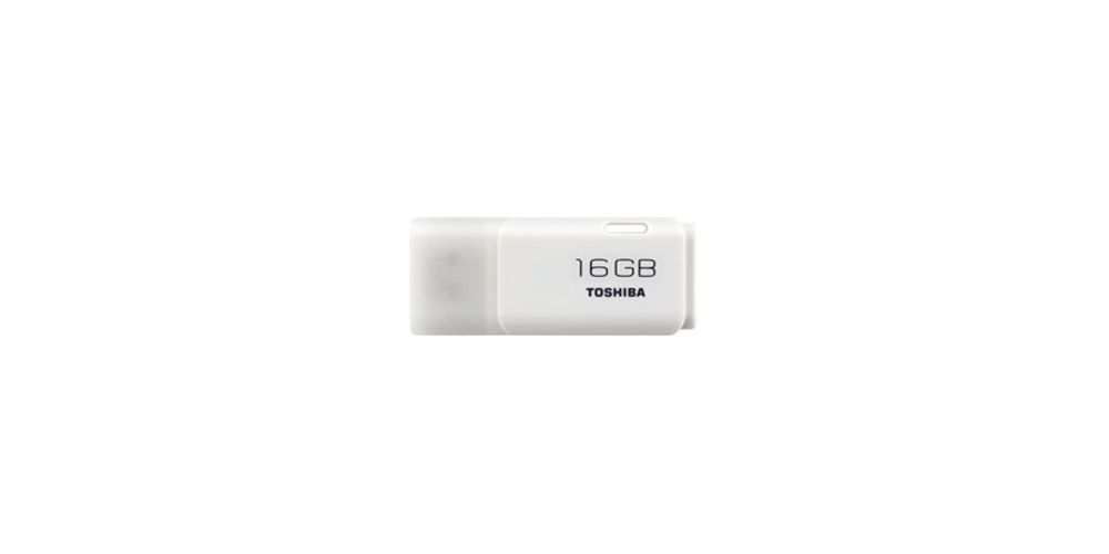 TOSHIBA USB Pendrive 16GB THN-U202W0160E4