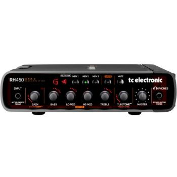 TC Electronic RH450 Cabezal