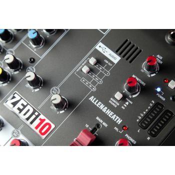 Allen & Heath ZEDi 10 Mezclador de 10 canales