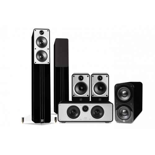 Qacoustics concept cinema pack