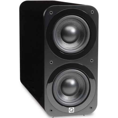 q acoustics 3070s subwoofer negro lacado