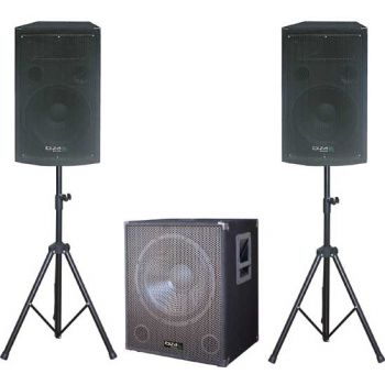 Ibiza Sound Cube 1512 Sistema PA