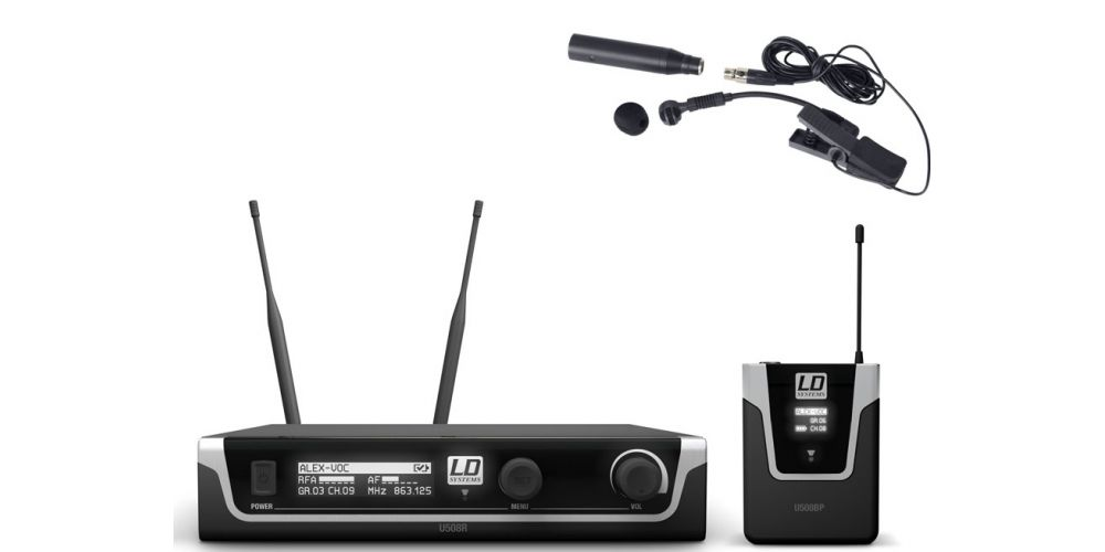 comprar microfono instrumento LDsystems U508BPW