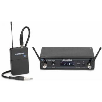 Samson CONCERT99 GUITAR (F) Microfono Inalambrico Instrumento