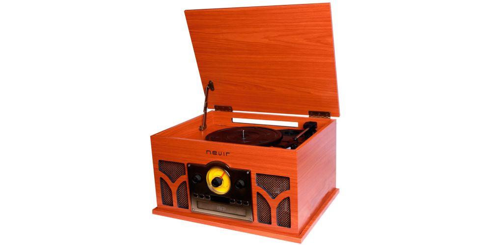 nevir 807 vrbuc tocadiscos retro conversor de audio