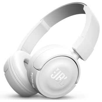 JBL T450BT Blanco Auricular Bluetooth