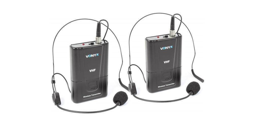 oferta microfono doble diadema madrid