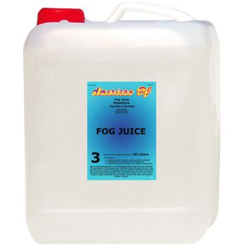 American DJ Fog juice 3 heavy 20 litros
