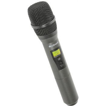 CITRONIC RU105H Microfono UHF Inalámbrico de Mano 171972