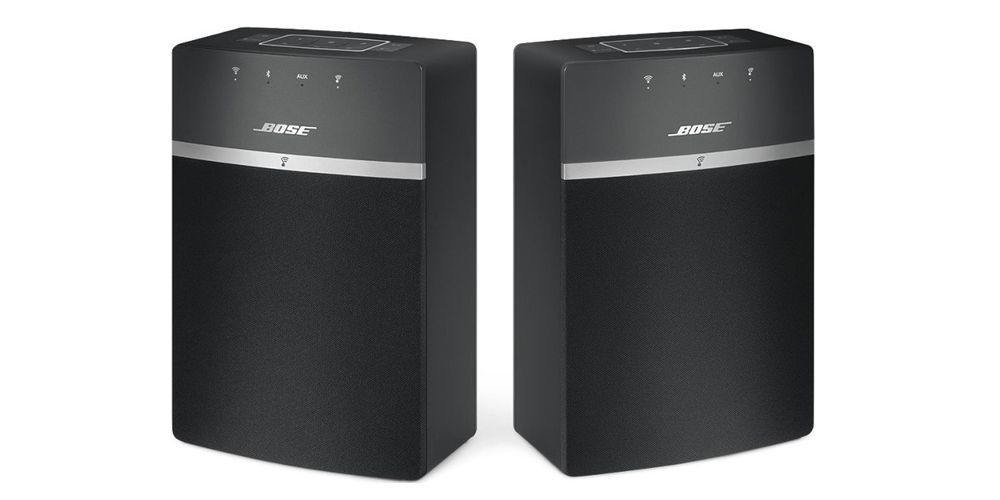bose SoundTouch 10Black Twin 1 black