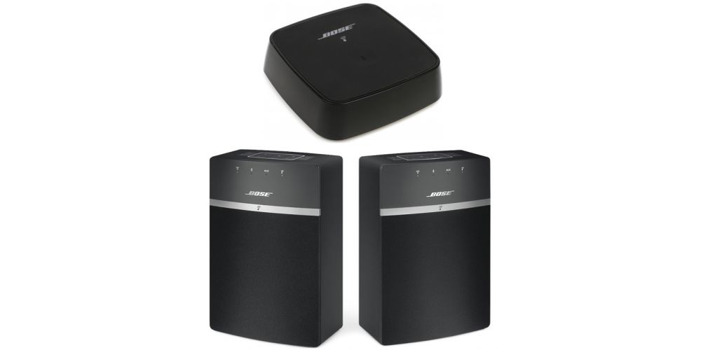 bose SoundTouch10BlackTwin soundtouch link wireless