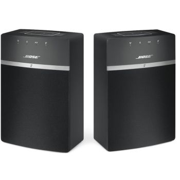 BOSE SOUNDTOUCH 10 TWIN BK + SOUNDTOUCH Wireless  LINK