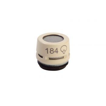 SHURE R184W Cápsula Microflex condensador supercardioide. Blanca.