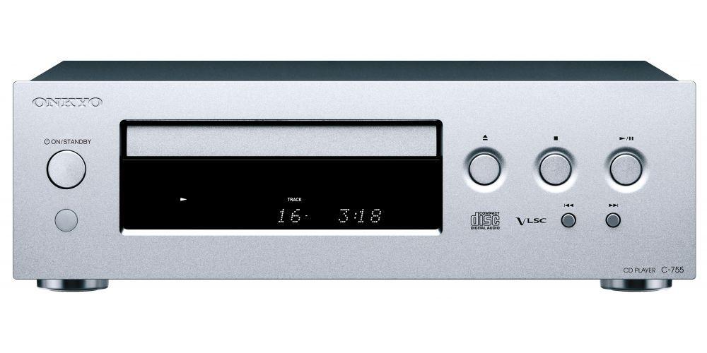 onkyo C 755S S compact disc