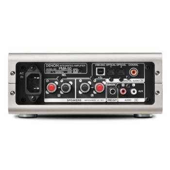 DENON PMA-50+SCM40-Cherry