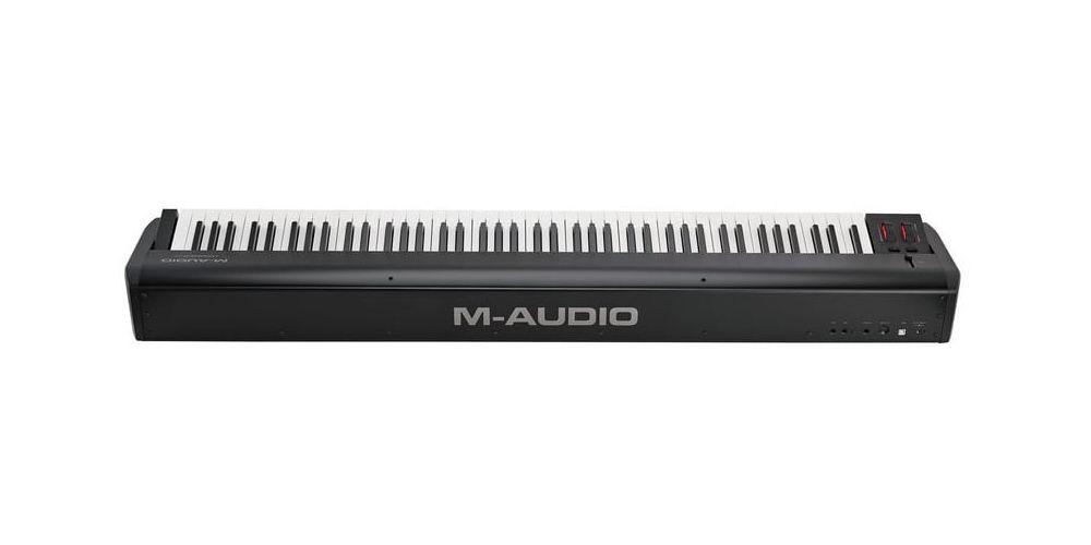 m audio hammer 88 rear