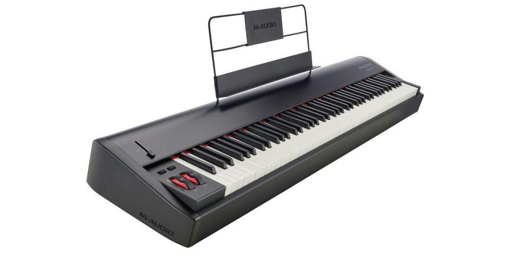 m audio hammer 88 teclado controlador