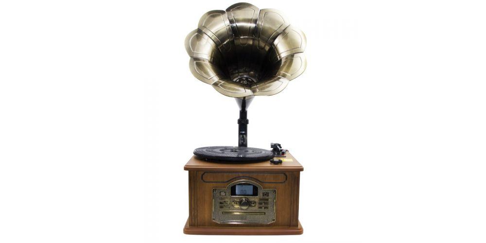 cl147 tocadiscos con bluetooth encoding cdmp3 radio
