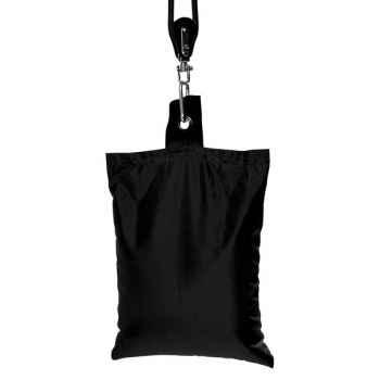 Showtec Eurotrack Ballast Bag 5 kg Black 89528