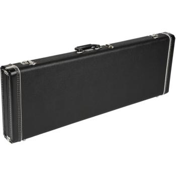 Fender G&G Standard Strat®/Tele® Hardshell Estuche negro