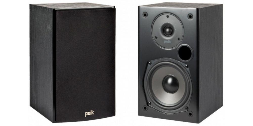 polk audio t15 altavoces estanteria