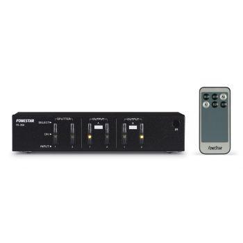 Fonestar FO-350 Matriz/distribuidor VGA 2 x 2