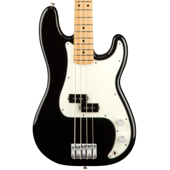 Fender Player Precision Bass MN Black. Bajo Eléctrico