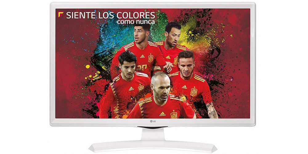 tv 24 blanca lg