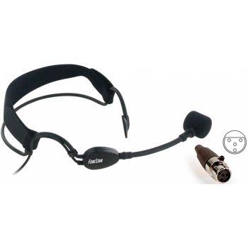 Fonestar FCM-615-MC4S Micrófono de cabeza