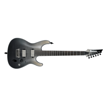 Ibanez S61AL-BML Axion Label Black Mirage Gradation Low Gloss