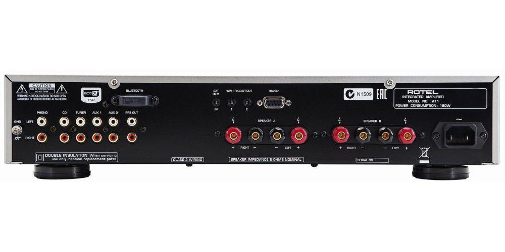 rotel A11 amplificador integrado