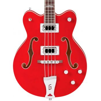 Gretsch G5442BDC Electromatic Transparent Red