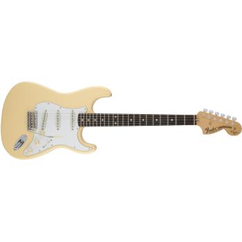 Fender Yngwie Malmsteen Stratocaster RW Vintage White