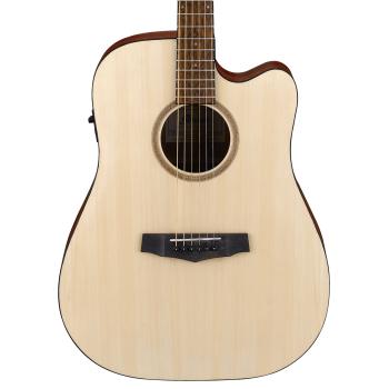 Ibanez PF10CE-OPN Natural Open Pore Guitarra Acústica