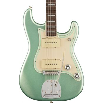 Fender Parallel Universe II Jazz Stratocaster RW SS Mystic Surf Green