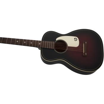 Gretsch G9500 Jim Dandy Flat Top Guitar 2 Color Sunburst. Guitarra Acústica