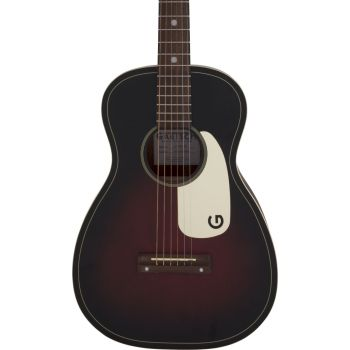 Gretsch G9500 Jim Dandy Flat Top Guitar 2 Color Sunburst. Guitarra Acústica