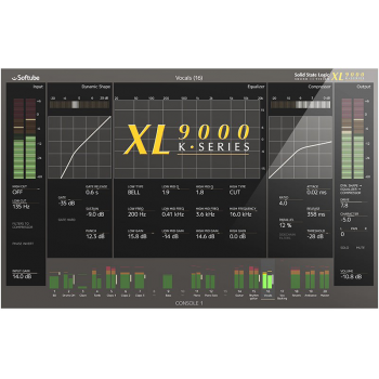 Softube SSL XL900 K for Console 1 Plugin