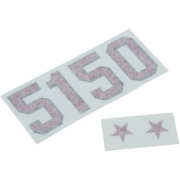 EVH 5150 Pegatinas